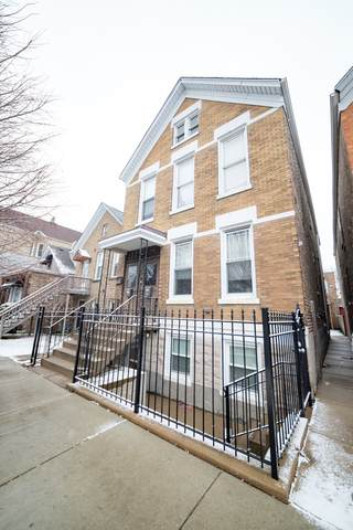 3713 S Wolcott Avenue, Chicago, IL 60609 (MLS #10976705) :: The Spaniak Team