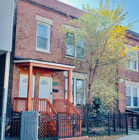 539 E 68th Street, Chicago, IL 60637 (MLS #10976715) :: Janet Jurich