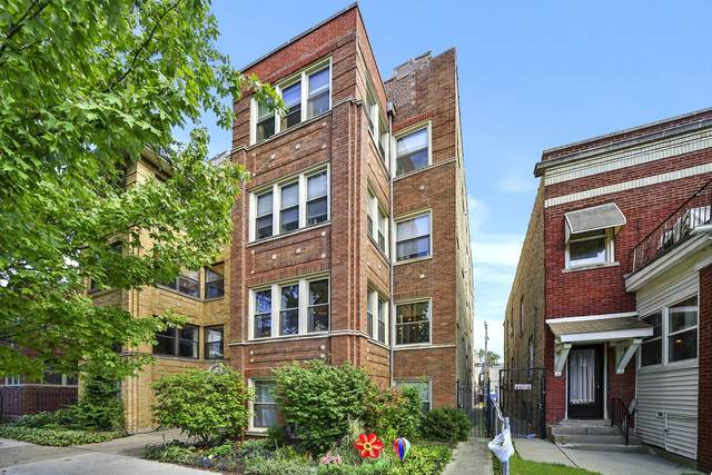4937 N Troy Street #2, Chicago, IL 60625 (MLS #10976725) :: Suburban Life Realty