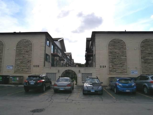5159 N East River Road #203, Chicago, IL 60656 (MLS #10976785) :: Helen Oliveri Real Estate