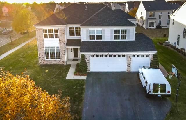 407 Aviary Lane, Bolingbrook, IL 60490 (MLS #10976805) :: Janet Jurich