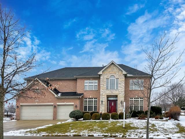334 Erie Circle, Bloomingdale, IL 60108 (MLS #10976807) :: Jacqui Miller Homes