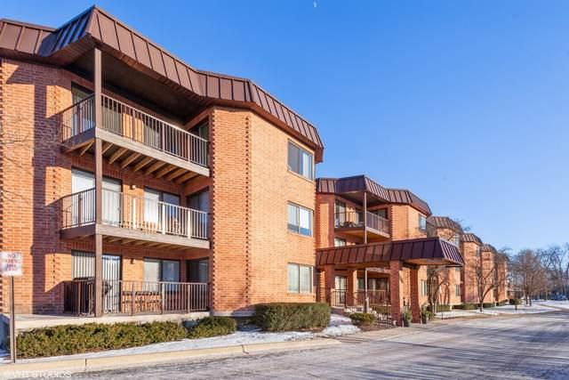 6401 Clarendon Hills Road #118, Willowbrook, IL 60527 (MLS #10976812) :: John Lyons Real Estate