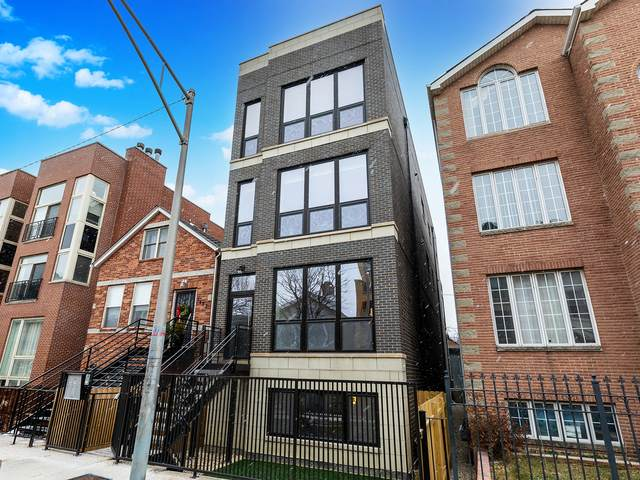 1425 W Walton Street #1, Chicago, IL 60805 (MLS #10976814) :: The Wexler Group at Keller Williams Preferred Realty