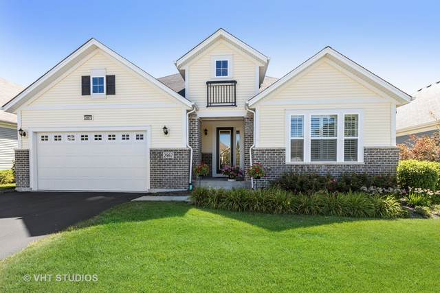 2967 Chevy Chase Lane, Naperville, IL 60564 (MLS #10976860) :: Janet Jurich