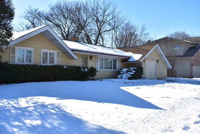 1737 Warwick Lane, Schaumburg, IL 60193 (MLS #10976916) :: The Spaniak Team