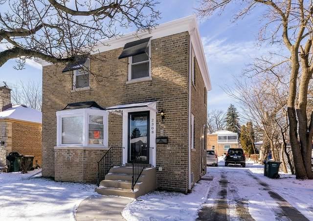 2308 S 17th Avenue, Broadview, IL 60155 (MLS #10976930) :: Suburban Life Realty