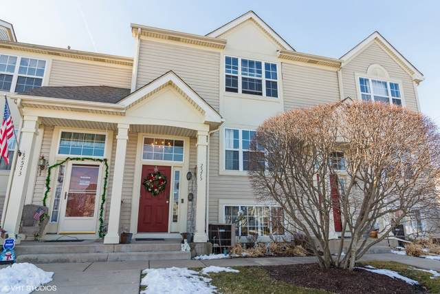 2575 Canyon Drive, Plainfield, IL 60586 (MLS #10976932) :: Jacqui Miller Homes