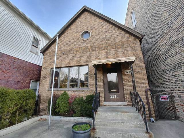 3235 S Normal Avenue, Chicago, IL 60616 (MLS #10976943) :: Suburban Life Realty