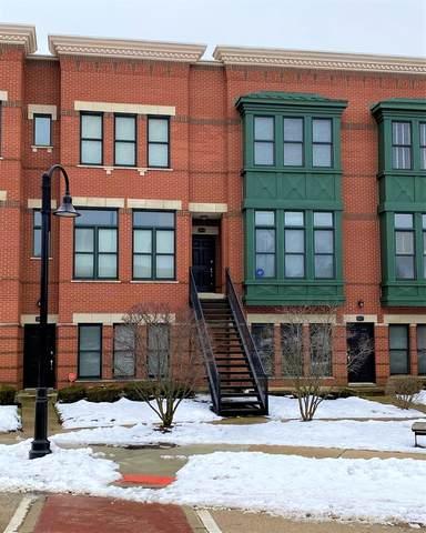 245 W Wood Street 67E, Palatine, IL 60067 (MLS #10976945) :: Helen Oliveri Real Estate