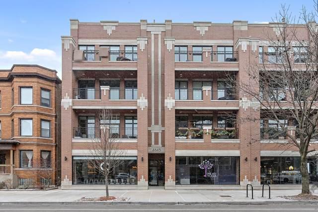 4845 N Damen Avenue Ph-S, Chicago, IL 60625 (MLS #10976966) :: Suburban Life Realty