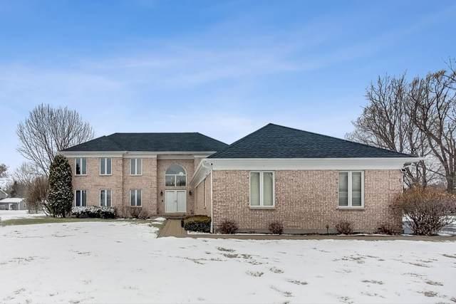 43 Mark Drive, Hawthorn Woods, IL 60047 (MLS #10976967) :: Helen Oliveri Real Estate