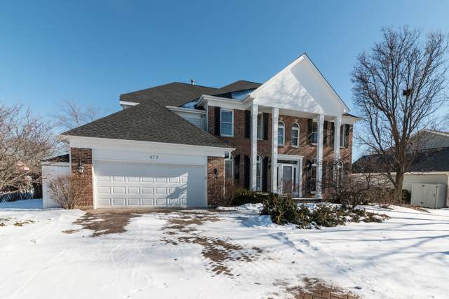 479 Waverly Drive, Mundelein, IL 60060 (MLS #10976977) :: Jacqui Miller Homes