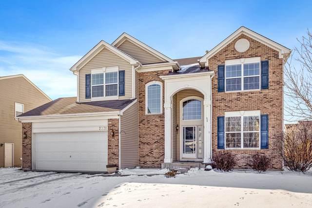 2331 Majestic Prince Lane, Montgomery, IL 60538 (MLS #10976983) :: Jacqui Miller Homes
