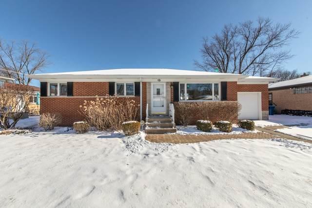 13 N Owen Street, Mount Prospect, IL 60056 (MLS #10977064) :: Helen Oliveri Real Estate