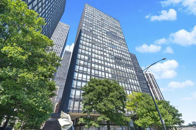 880 N Lake Shore Drive 16EF, Chicago, IL 60611 (MLS #10977081) :: Littlefield Group