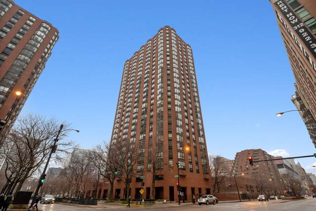 899 S Plymouth Court #2102, Chicago, IL 60605 (MLS #10977107) :: Ryan Dallas Real Estate
