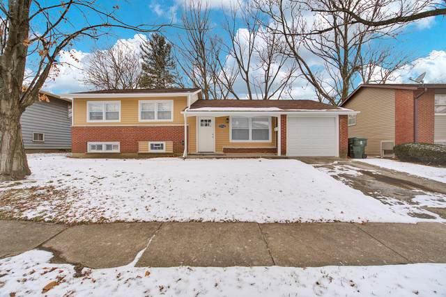 17712 Grandview Drive, Hazel Crest, IL 60429 (MLS #10977113) :: Janet Jurich