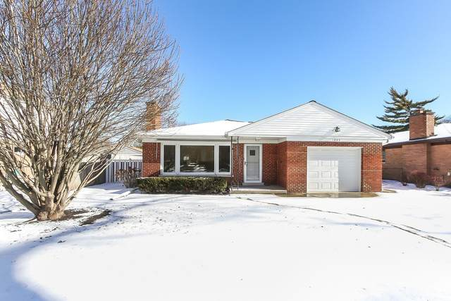 1863 Sycamore Street, Des Plaines, IL 60016 (MLS #10977147) :: Ryan Dallas Real Estate