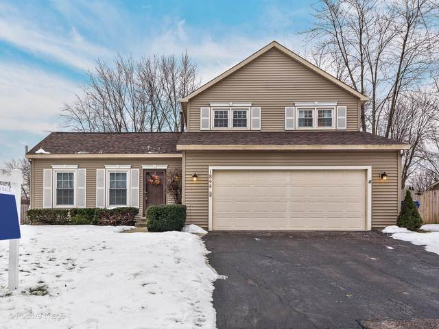 1844 Clydesdale Drive, Wheaton, IL 60189 (MLS #10977153) :: The Dena Furlow Team - Keller Williams Realty