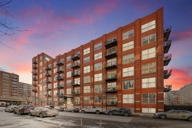 420 S Clinton Street 610A, Chicago, IL 60607 (MLS #10977179) :: Helen Oliveri Real Estate