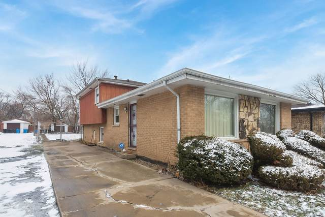 128 W 127th Street, Chicago, IL 60628 (MLS #10977226) :: Jacqui Miller Homes