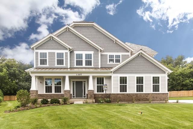 1411 Vineyard Lot #39 Lane, Libertyville, IL 60048 (MLS #10977261) :: Littlefield Group