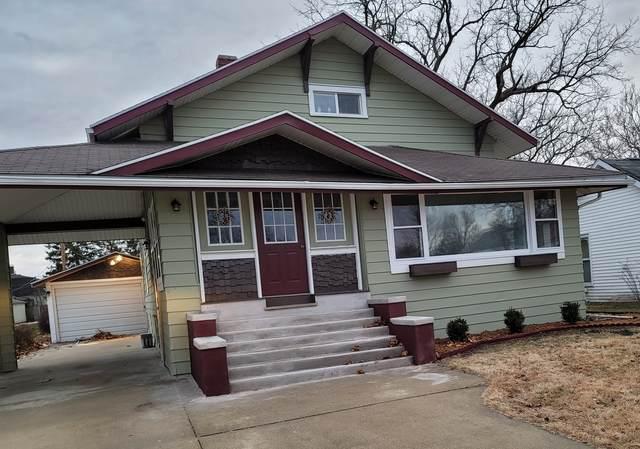 612 E Grove Avenue, Rantoul, IL 61866 (MLS #10977284) :: Ryan Dallas Real Estate