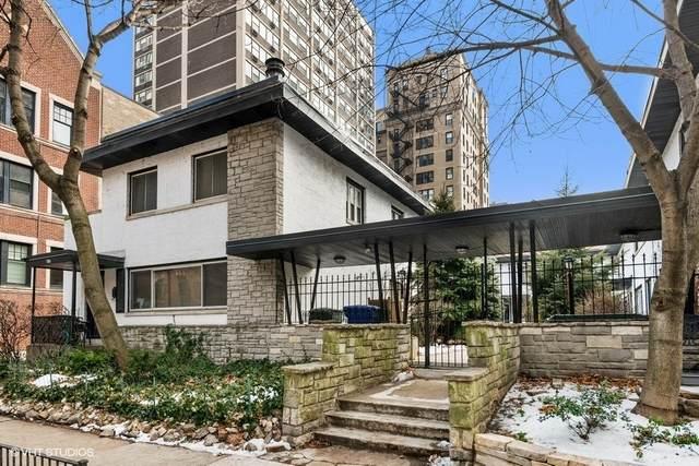 419b W Briar Place, Chicago, IL 60657 (MLS #10977295) :: Helen Oliveri Real Estate