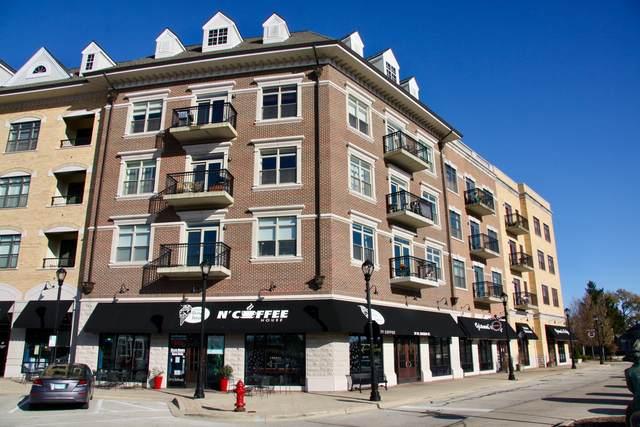 24 W Station Street #311, Palatine, IL 60067 (MLS #10977297) :: Helen Oliveri Real Estate