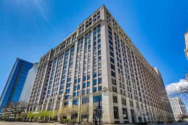 680 N Lake Shore Drive #214, Chicago, IL 60611 (MLS #10977326) :: O'Neil Property Group