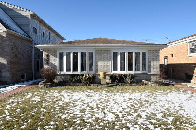 5134 N Nagle Avenue, Chicago, IL 60630 (MLS #10977333) :: Suburban Life Realty