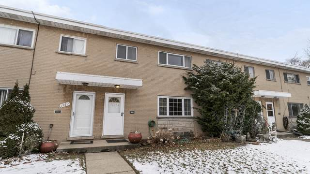 7221 N Campbell Avenue A, Chicago, IL 60645 (MLS #10977336) :: Janet Jurich