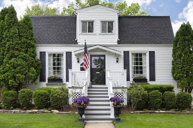 539 Melrose Avenue, Kenilworth, IL 60043 (MLS #10977338) :: Helen Oliveri Real Estate