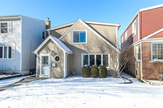 3450 N Ozanam Avenue, Chicago, IL 60634 (MLS #10977369) :: Jacqui Miller Homes