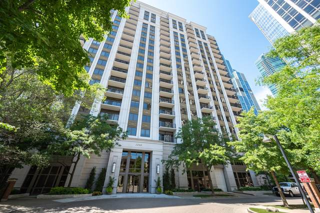 1322 S Prairie Avenue #1310, Chicago, IL 60605 (MLS #10977396) :: The Wexler Group at Keller Williams Preferred Realty