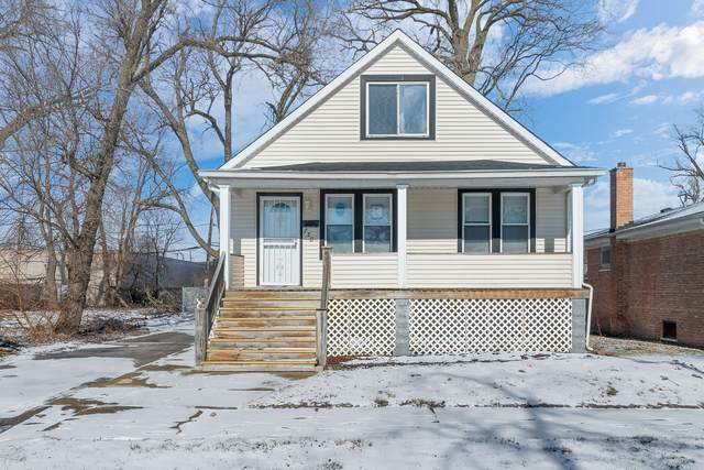 730 W 116TH Street, Chicago, IL 60628 (MLS #10977400) :: Jacqui Miller Homes