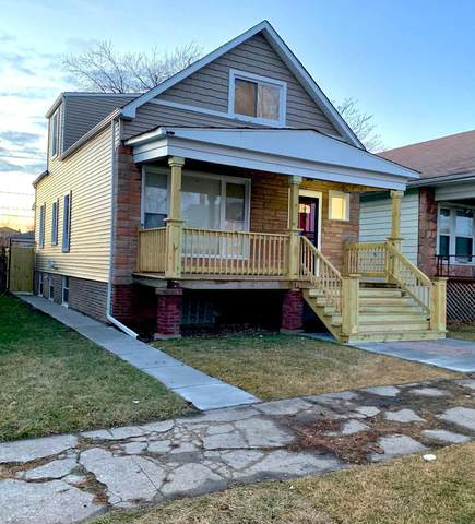 8948 S Parnell Avenue, Chicago, IL 60620 (MLS #10977427) :: Jacqui Miller Homes