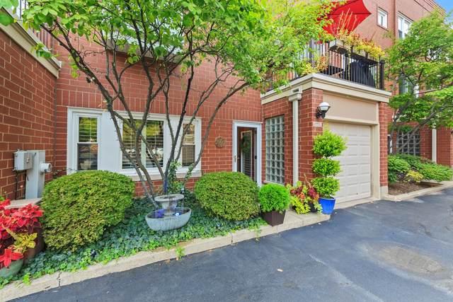 1777 W Altgeld Street C, Chicago, IL 60614 (MLS #10977446) :: Helen Oliveri Real Estate
