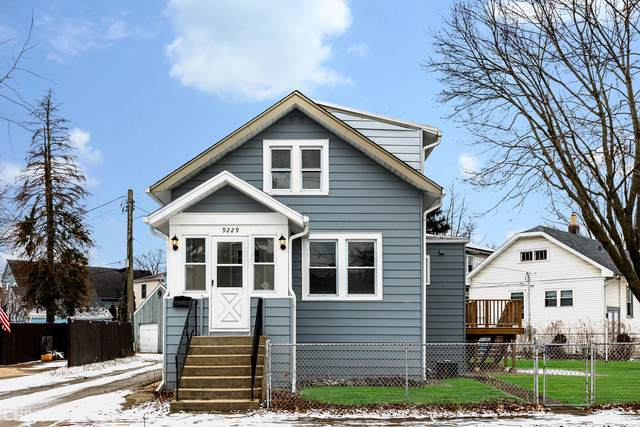 9229 Monroe Avenue, Brookfield, IL 60513 (MLS #10977453) :: Suburban Life Realty