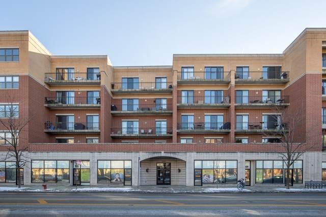 3125 W Fullerton Avenue #221, Chicago, IL 60647 (MLS #10977455) :: Helen Oliveri Real Estate