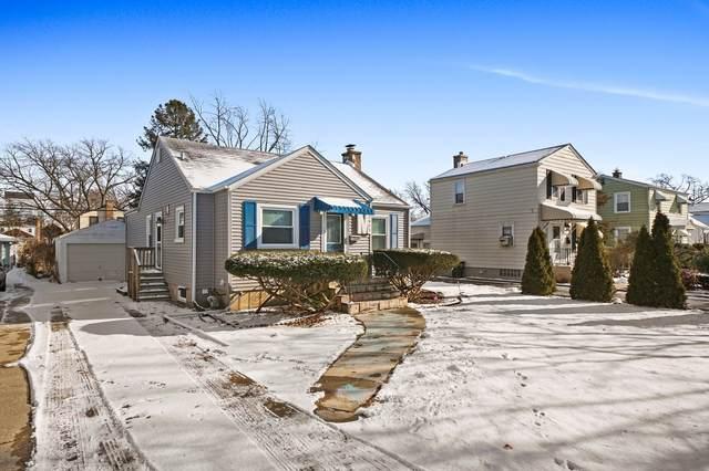 2421 S 14th Avenue, Broadview, IL 60155 (MLS #10977470) :: Suburban Life Realty