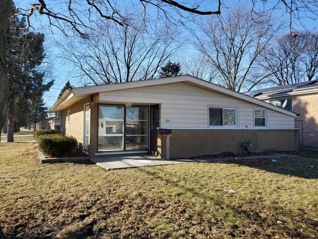 526 Clayton Avenue, Hillside, IL 60162 (MLS #10977477) :: Jacqui Miller Homes