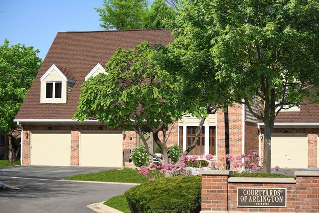 1653 N Belmont Court, Arlington Heights, IL 60004 (MLS #10977516) :: Helen Oliveri Real Estate