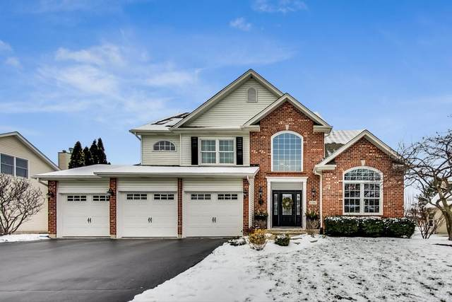 5007 Prairie Sage Lane, Naperville, IL 60564 (MLS #10977519) :: Ryan Dallas Real Estate