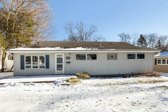 303 S Dorchester Avenue, Wheaton, IL 60187 (MLS #10977539) :: Jacqui Miller Homes