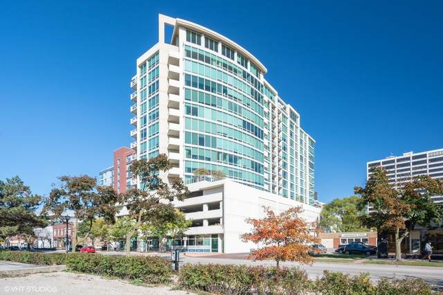 1570 Elmwood Avenue #701, Evanston, IL 60201 (MLS #10977541) :: Ryan Dallas Real Estate