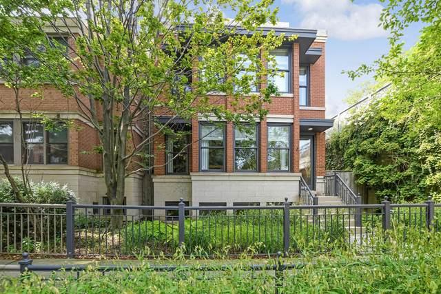 1758 N Wood Street, Chicago, IL 60622 (MLS #10977554) :: RE/MAX Next