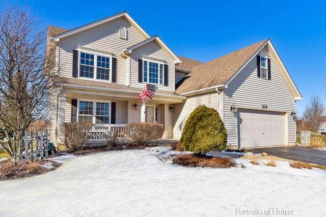 315 Mustang Drive, Oswego, IL 60543 (MLS #10977576) :: Suburban Life Realty