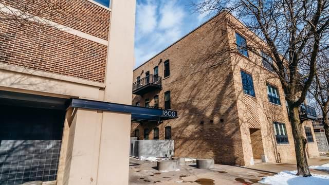 1800 W Grace Street #414, Chicago, IL 60613 (MLS #10977637) :: Helen Oliveri Real Estate